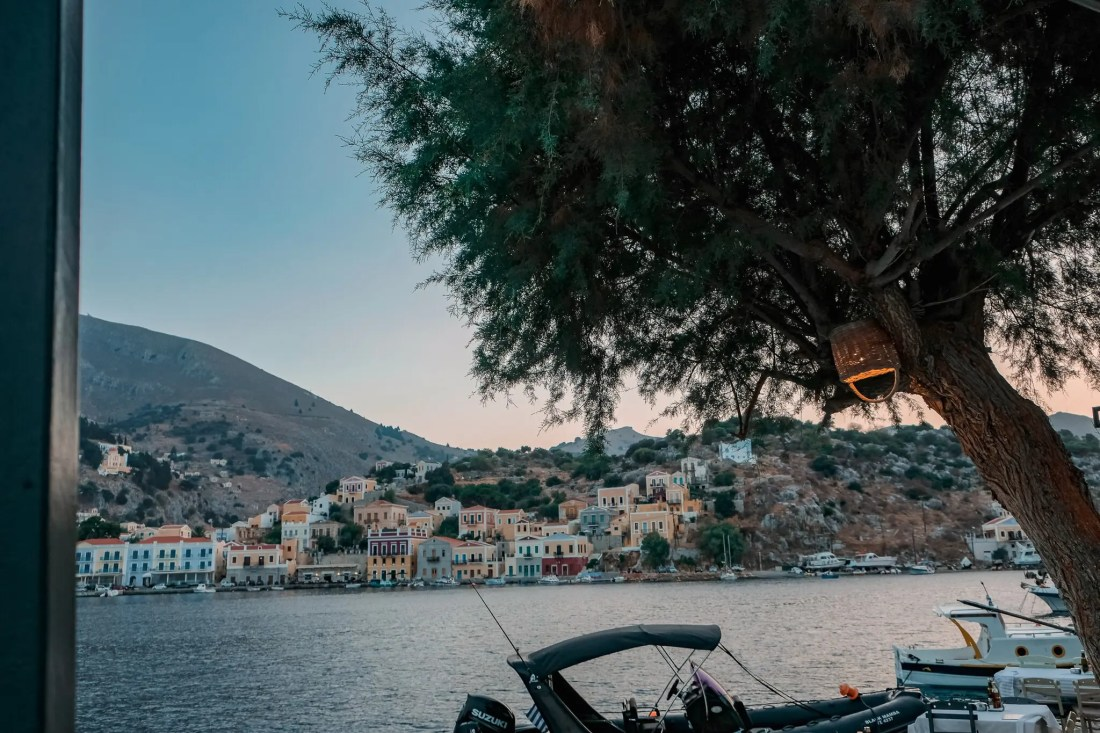 Symi solo traveling tips