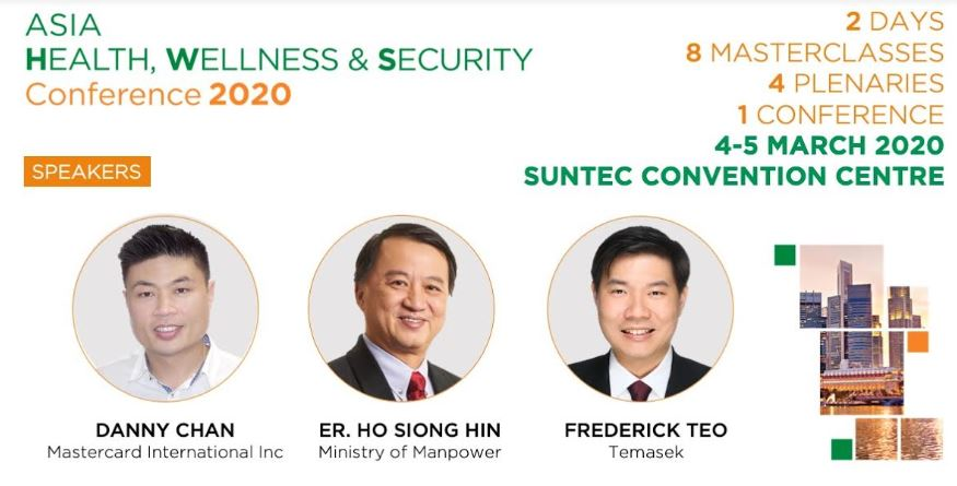 Asia Health, Wellness & Security Conference 2020