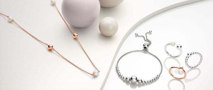 Pandora pearls winter collection
