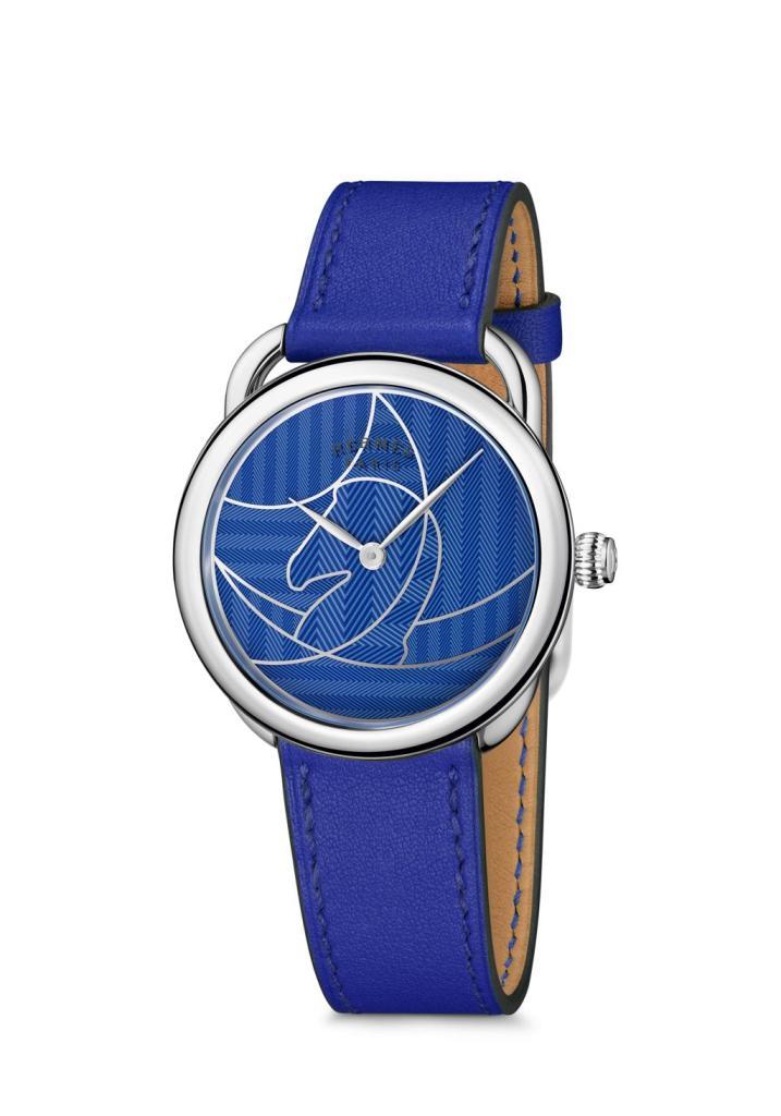 Hermes Arceau Casaque blue 2