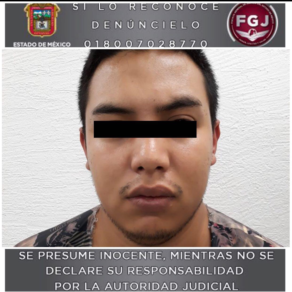 Capturan a presunto homicida de candidato en Edomex