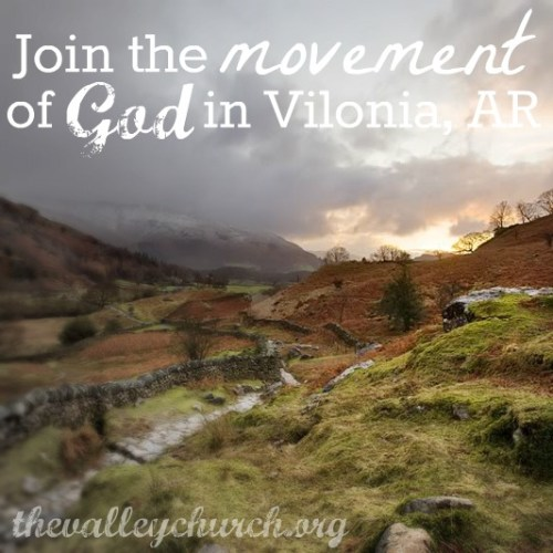 Join the Movement of God thevalleychurch.org