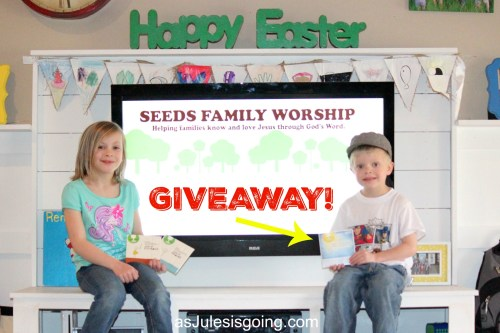 SEEDS FAMILY Giveaway!