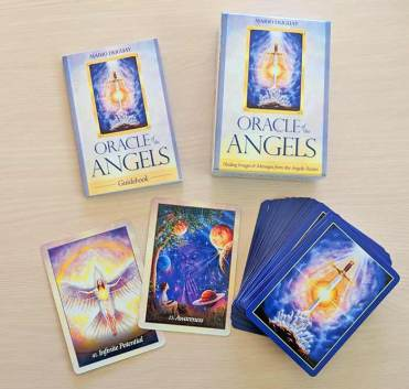 Oracle of the Angels - Oracle Card Deck