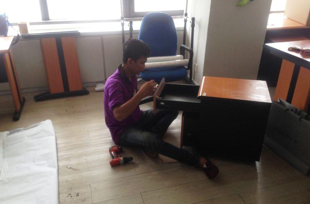 Jasa Pindahan Kantor Senayan Jakarta