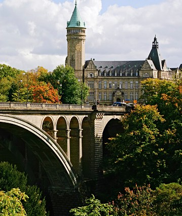University in Luxembourg