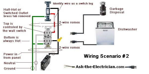 Gfci Wiring Schematic. Gfci Without Ground Wire Diagram, Gfci Wiring ...