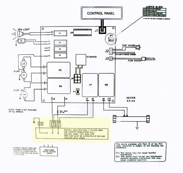 sundance hot tub wiring diagram periodic & diagrams science Waterway Spa Pump Wiring Diagram waterway spa pump wiring diagram solidfonts waterway spa pump wiring diagram