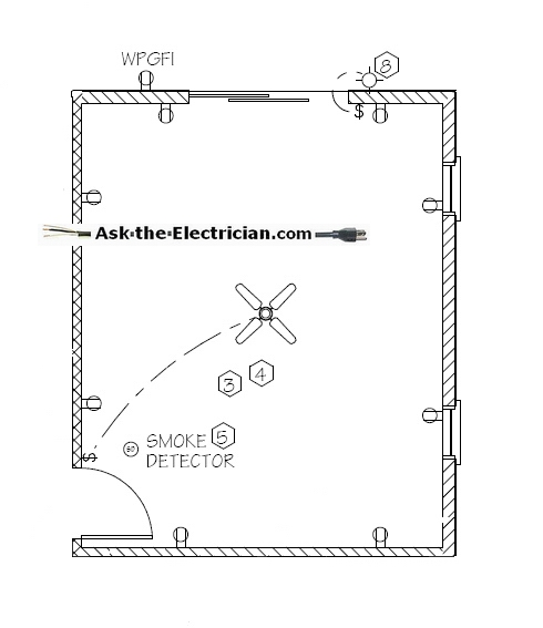 home office electrical wiring