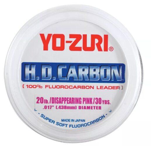 Yo-Zuri fluorocarbon leader line