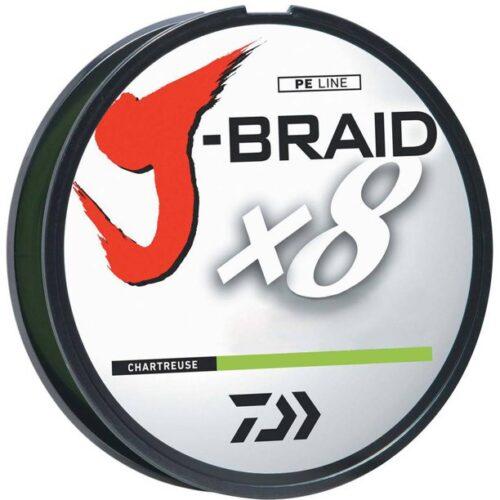 Daiwa J-Braid a good braided fishing line