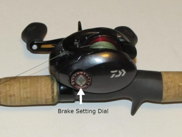How to Use a Baitcast Reel Brake setting
