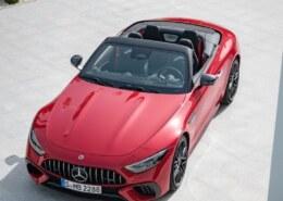 ما رأيكم في سيارة SL AMG الجديدة؟