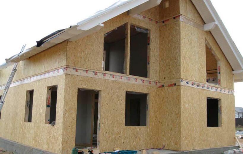 Что входит в создание проекта частного дома из СИП панелей