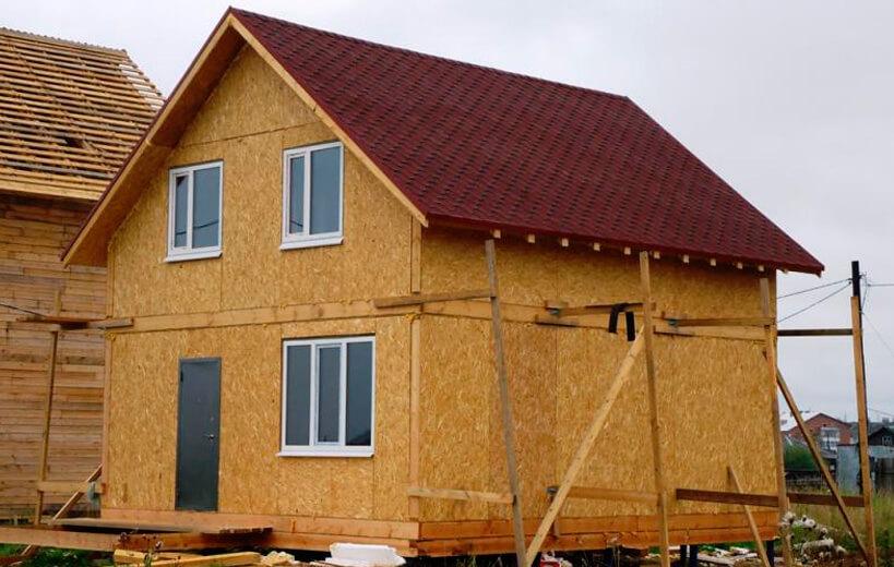 Цены на проектирование домов из СИП панелей в Тюмени