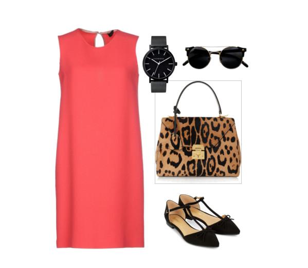 bc2e19990 Hvilke sko passer til en rosa kjole. Rosa kjole: casual og kvelden ...