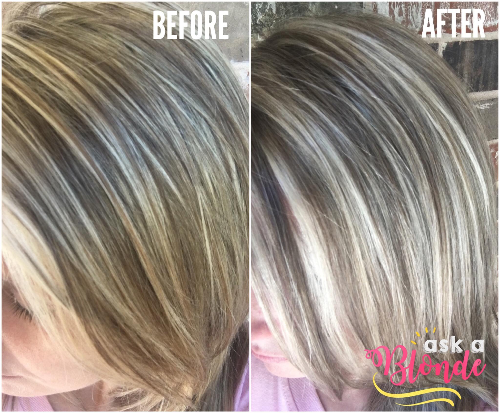 Blonde Tested Joico Color Endure Violet Shampoo Review