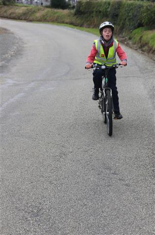 Renata & Eamonn's Fun Run Walk Cycle 5-10-14 (129)