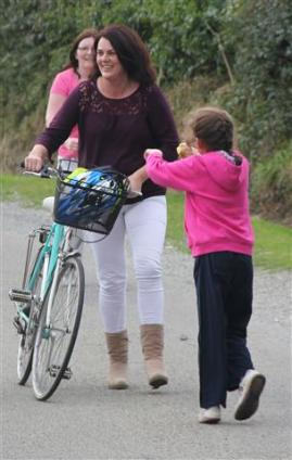 Renata & Eamonn's Fun Run Walk Cycle 5-10-14 (172)