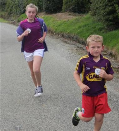 Renata & Eamonn's Fun Run Walk Cycle 5-10-14 (204)