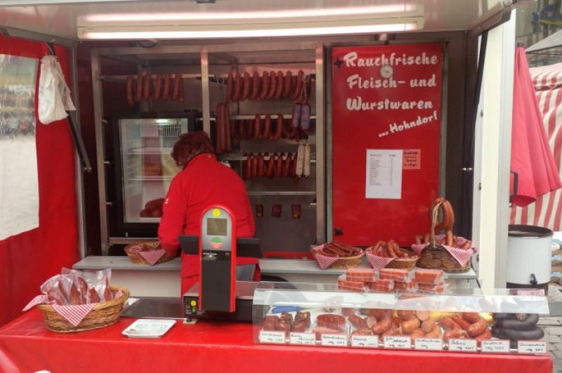 Nice sausages