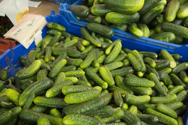 Little cucumbers