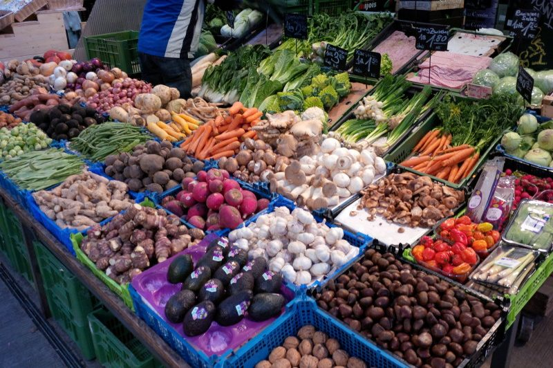 Vegetables for the fine cuisine