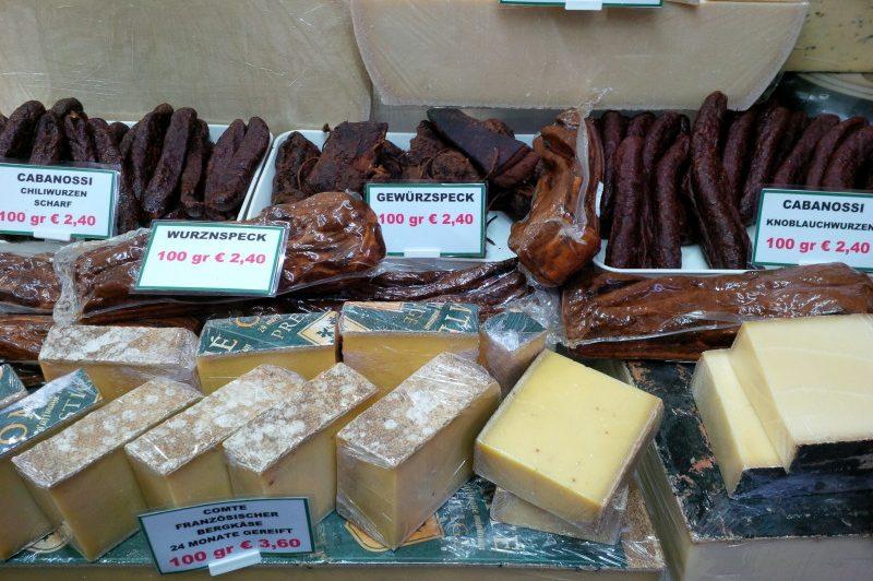 Sausage & cheese