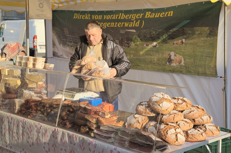 Products from Western Austria - Vorarlberg