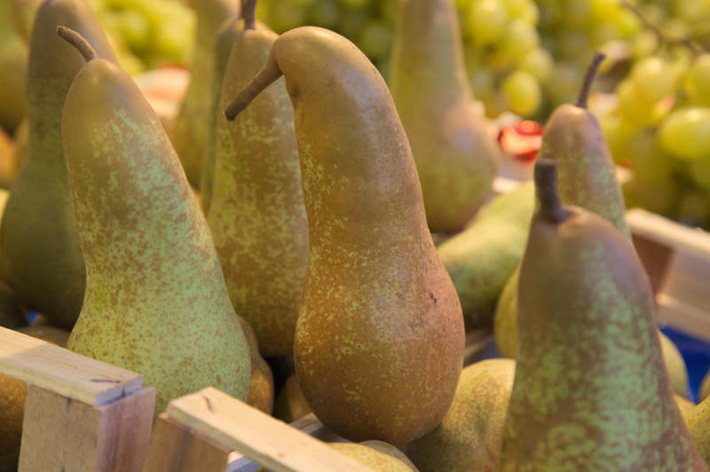 Pop up pears