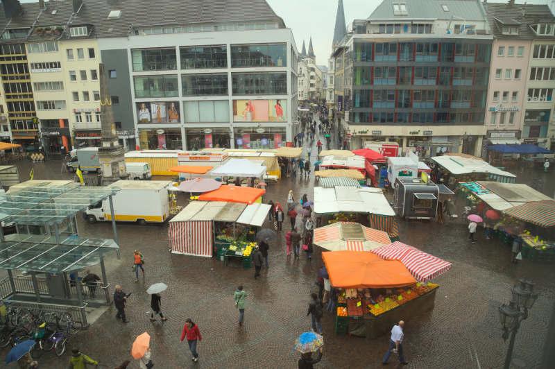 The market main street