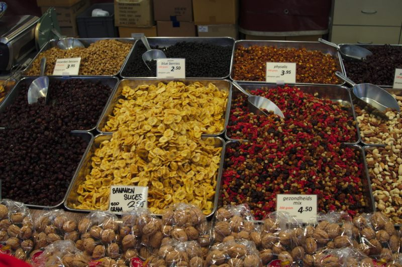Dried fruit - part I