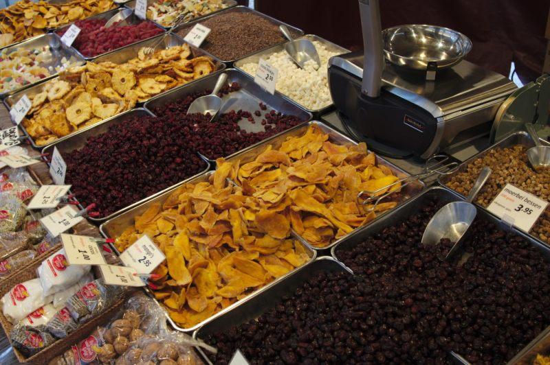 Dried fruit - part II