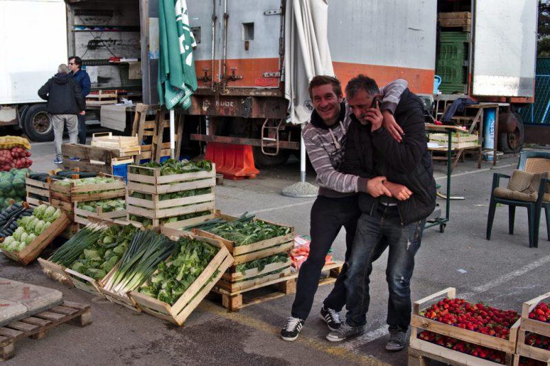 Zelena tržnica