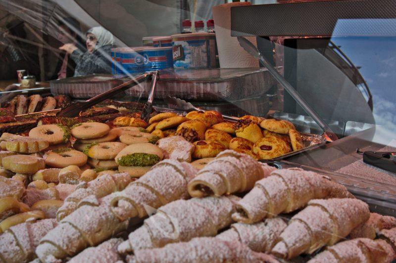 Turkish style pastry