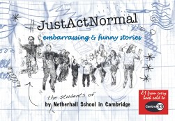 justactnormal cover for distribution