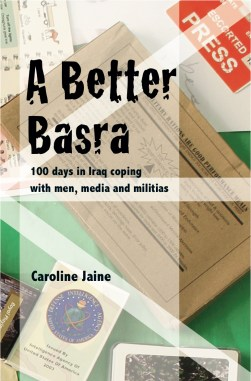 Front only A Better Basra 2nd Edition cover image