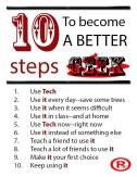 Be a better geek