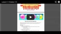 SL curriculum 3-5 3