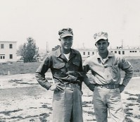 Gpa military friends 1956
