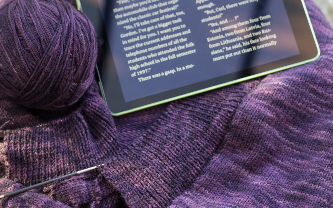 Lists, Knitting, and Reading