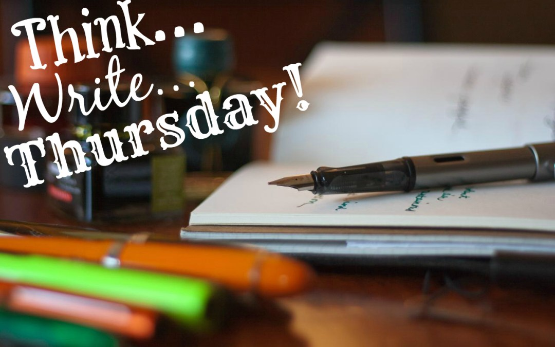 Think Write Thursday!
