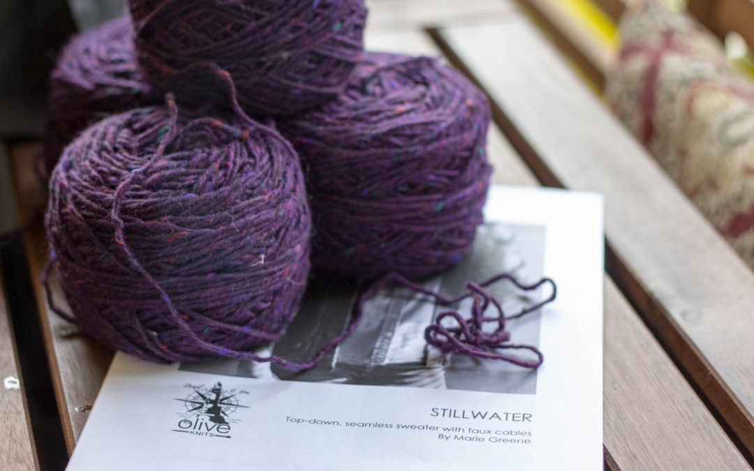 Knitters, Start your Engines!