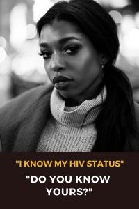 I Know My HIV status