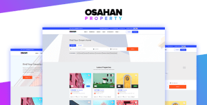 Osahan Property - Bootstrap 4 Light Real Estate Theme