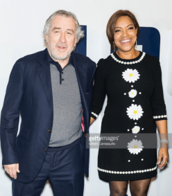 Robert DeNiro and and Grace Hightower