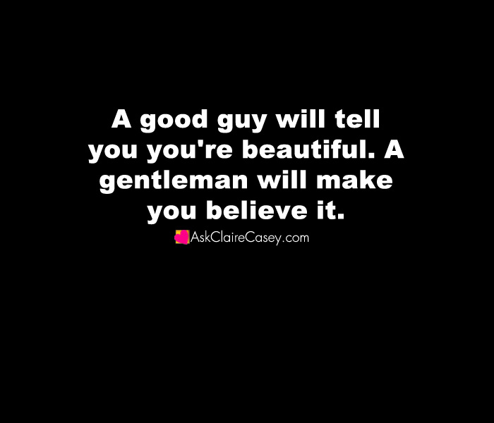 A Good and Gentle Man