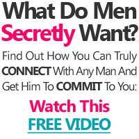 what do men secretly want