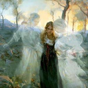 Psychic Angel Reading