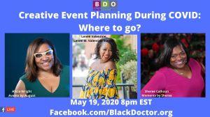 COVID-19, event planning, graduations, weddings, funerals, baby showers, bridal showers, celebrations, entrepreneurs